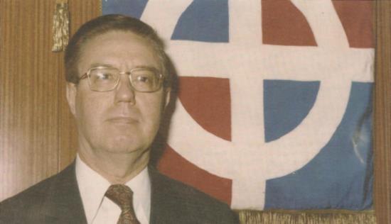 6 février 1968 : création de l'oeuvre française par Pierre Sidos - Les  Nationalistes